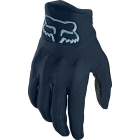 Fox Defend D3O Gloves Herre navy